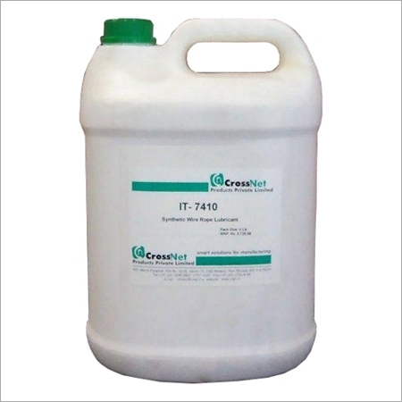 Synthetic Wire Rope Lubricant