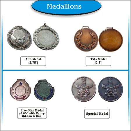 Medallions Badges