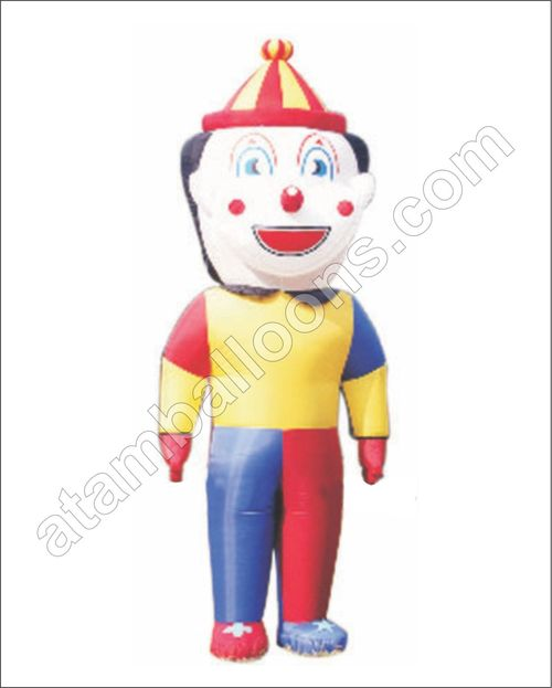 Jocker Mascot Balloon