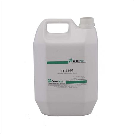 Anti Corrosion Dry Waxy Coating