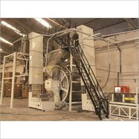Tea Blending System Without Destoner