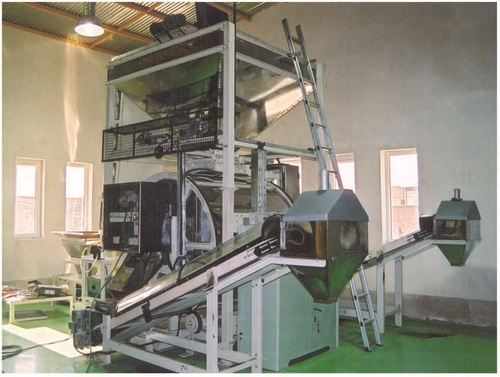 Tea Cleaning and Blending System