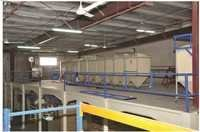 Mobile Hopper Mezzzanine Floor