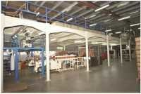 Steel Fabricated Mezzanine Floor