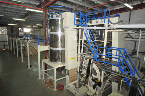 Tea Machinery