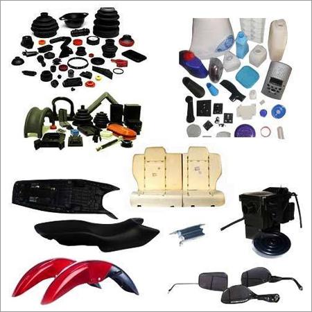 Plastic Mould Components