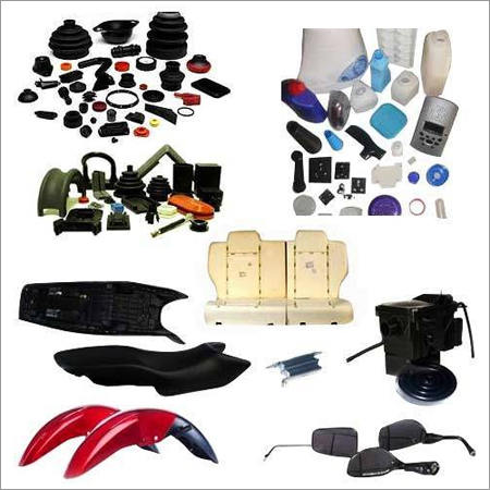 Plastic Mould Components