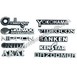 Metal Name Boards