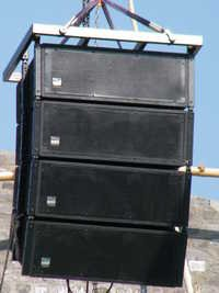 8 Inch Line Array Speakers