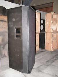 Dual 15 Inch Speakers
