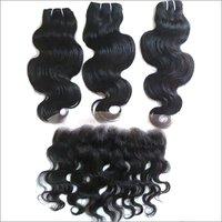 Virgin Body Wave Hair, Indian Human Hair