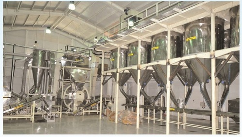 Tea Cleaning And Packaging System