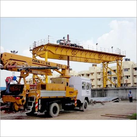 HCC Capacity Gantry Cranes