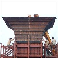 Steel Pier  Cap