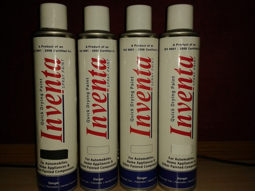 Touch Up Spray Paints