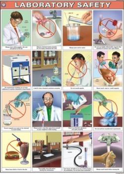 Laboratory Safety Chart