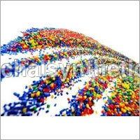 Old Plastic Granules