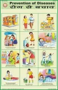 Prevention of Diseases Chart