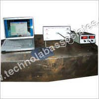 Lathe Tool Dynamometer With Data Logger