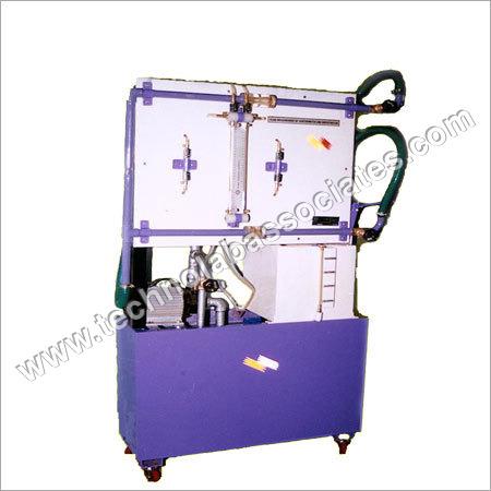 Venturimeter & Orifice Meter Apparatus