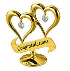 DOUBLE-HEART-CONGRATULATIONS-24K-GOLD-PLATED-GIFT-SWAROVSKI-CRYSTALS