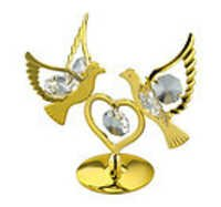 DOUBLE-DOVE-HEART-24K-GOLD-PLATED-GIFT-SWAROVSKI-CRYSTALS
