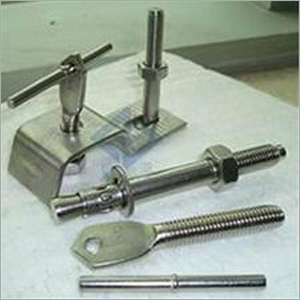 SS Stone Cladding Clamps