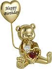 GREETING-BEAR-HAPPY-BIRTHDAY-24K-GOLD-PLATED-GIFT-SWAROVSKI-CRYSTALS