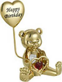 GREETING-BEAR-HAPPY-BIRTHDAY-24K-GOLD-PLATED-GIFT-SWAROVSKI-CRYSTALS