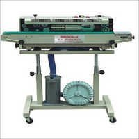 Pouch Sealer With Air/Gas Flushing