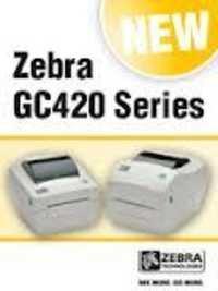Zebra Barcode Printer Tlp