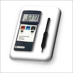 Portable Digital Humidity Meter