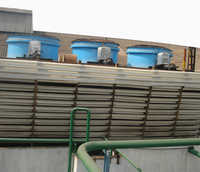 Timber Type Cooling Tower