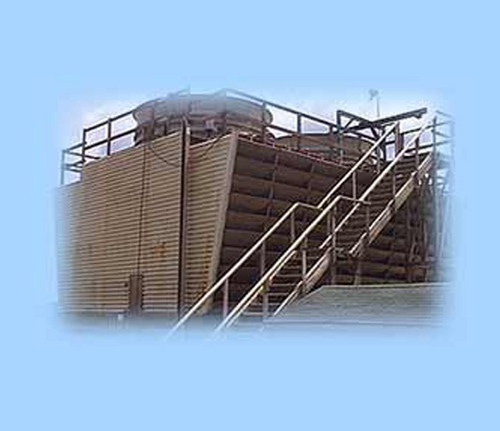 Customized Timber Cooling Tower