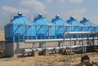 Square Type FRP Cooling Towers