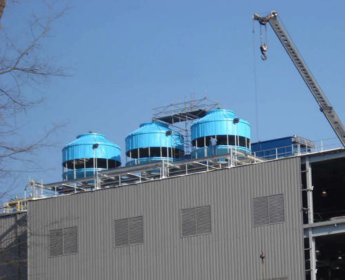 Round FRP Cooling Towers