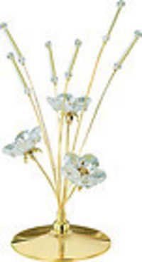 CRYSTAL-FLOWER-TRIPLE-24K-GOLD-PLATED-GIFT-SWAROVSKI-CRYSTALS-