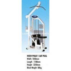 High Pulley Lat Pulley