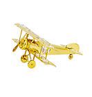 AEROPLANE-SHOW-PIECE-24K-GOLD-PLATED-GIFT-SWOROVSKI-CRYSTALS