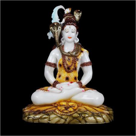 Fibre Shankar Statue