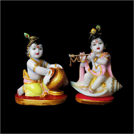 Statue Makhanchor Krishna