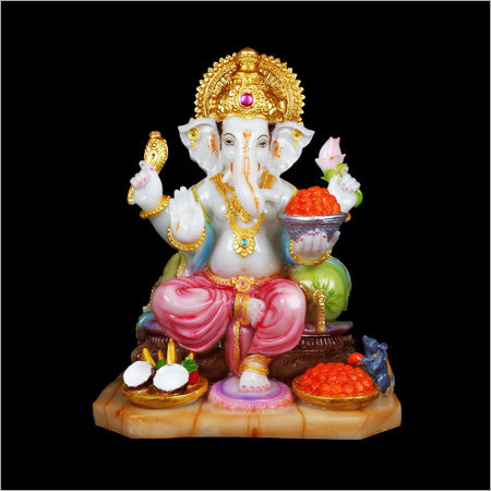 Polyresin Ganesh Statues