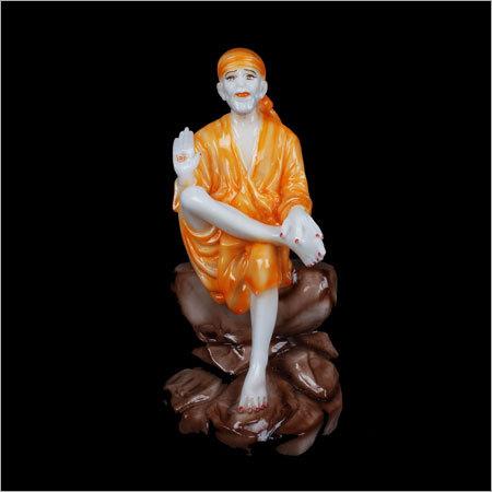 Polyresin Sai Baba Statue