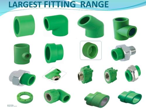 PPRC Pipes Fittings