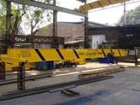 SINGLE GIRDER EOT CRANE FOR MACHINE SHOP