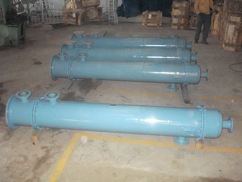 shell tube heatexchangers