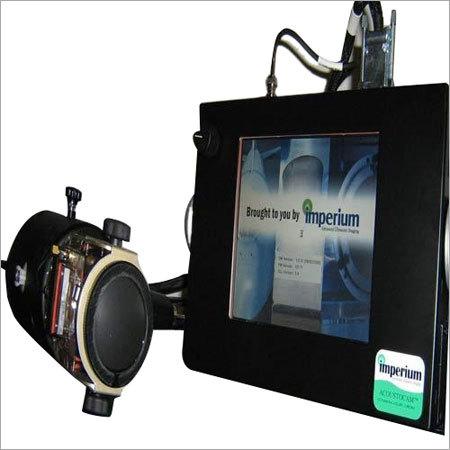 Ultrasonic Imaging Camera