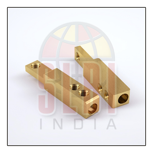 Brass Current Terminal Block