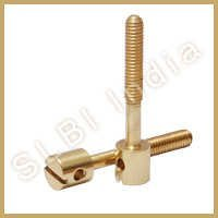 Brass Electric Meter Screw