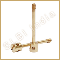 Brass Energy Meter Screw